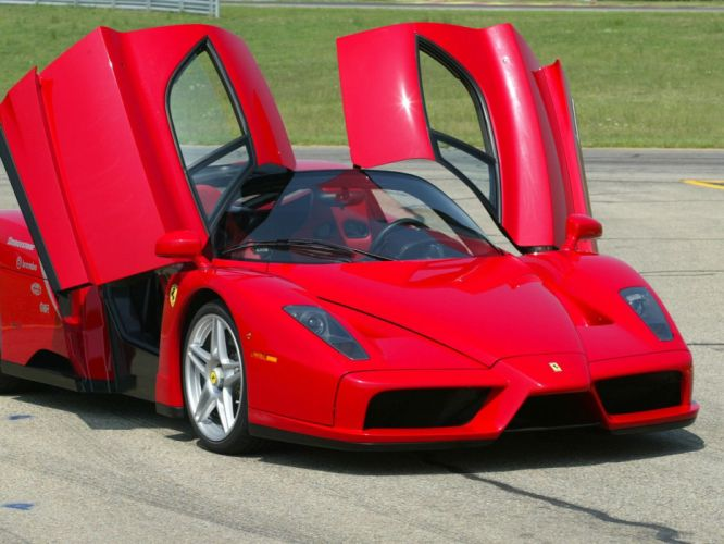 cars Ferrari vehicles Ferrari Enzo wallpaper