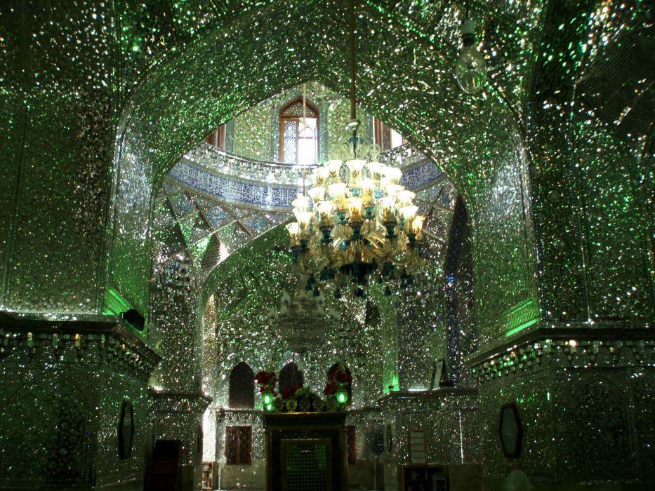 Iran shah cherag shiraz wallpaper