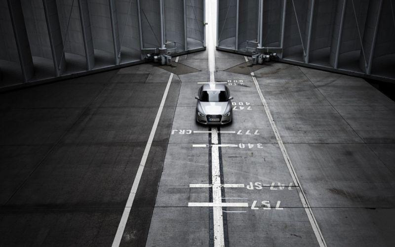 cars Audi hangar wallpaper