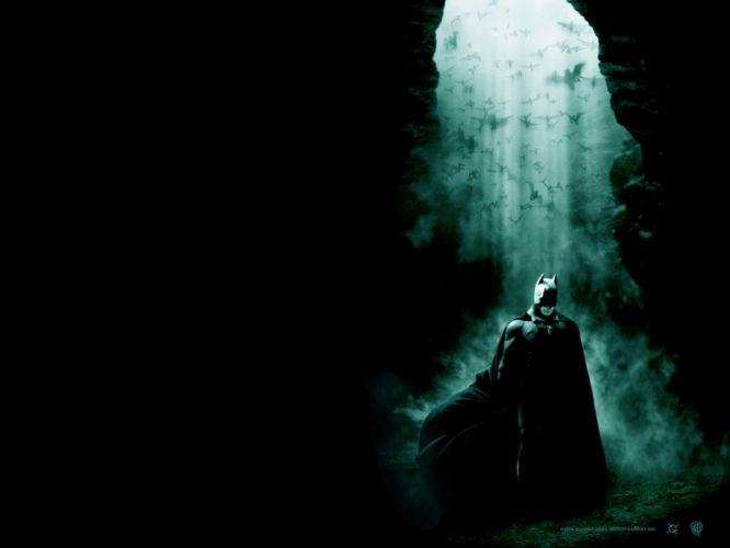 Batman Batman Begins wallpaper