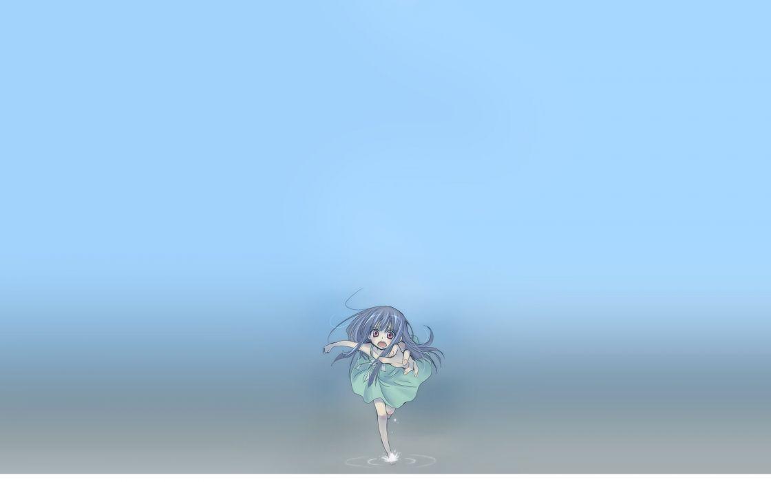 Higurashi no Naku Koro ni Furude Rika wallpaper