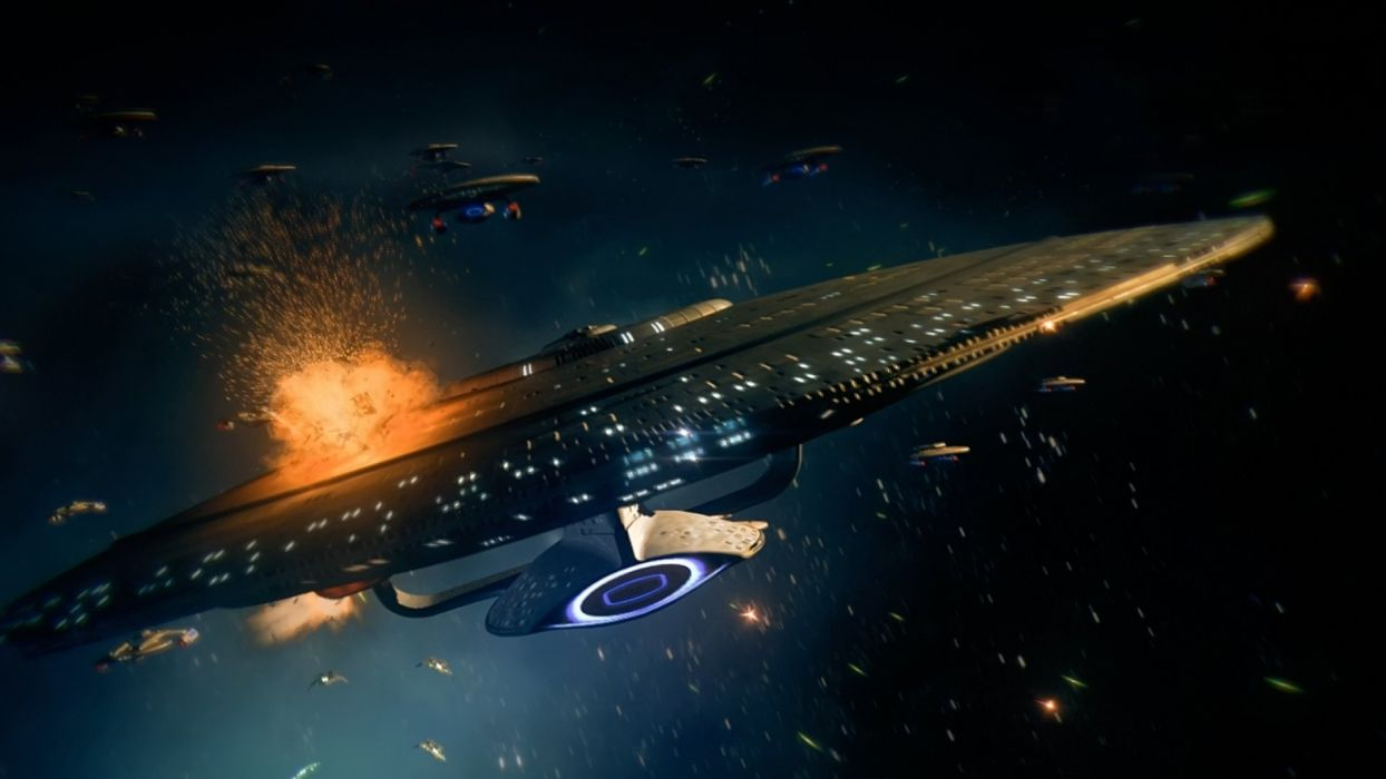 Star Trek Star Trek The Next Generation wallpaper