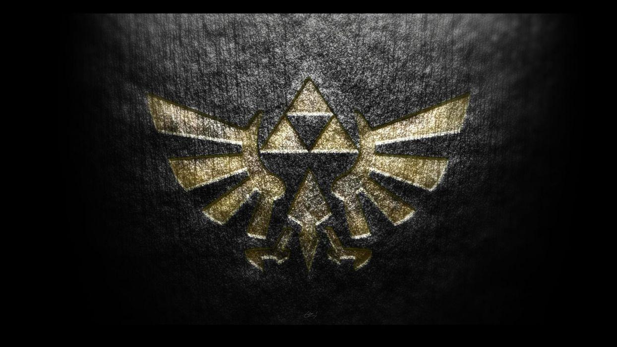 Hyrule The Legend of Zelda Hyrule Crest wallpaper