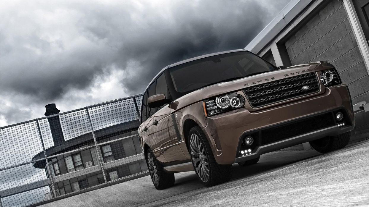 cars Range Rover Cosworth wallpaper