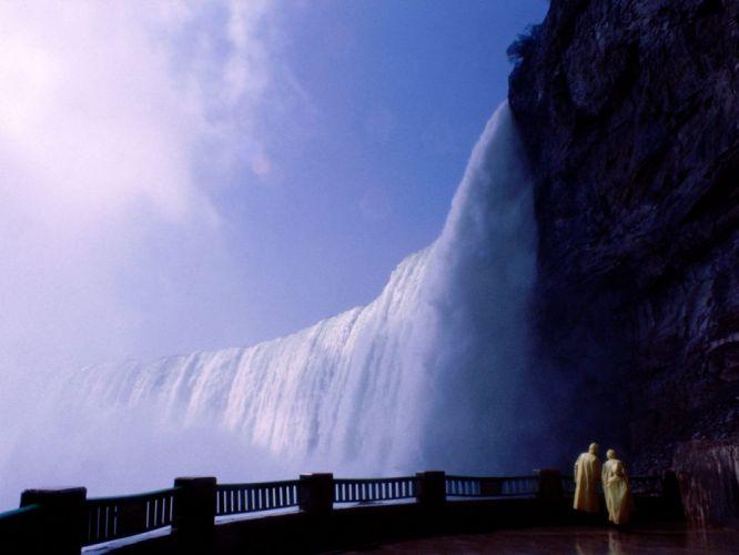 nature Niagara Falls waterfalls wallpaper