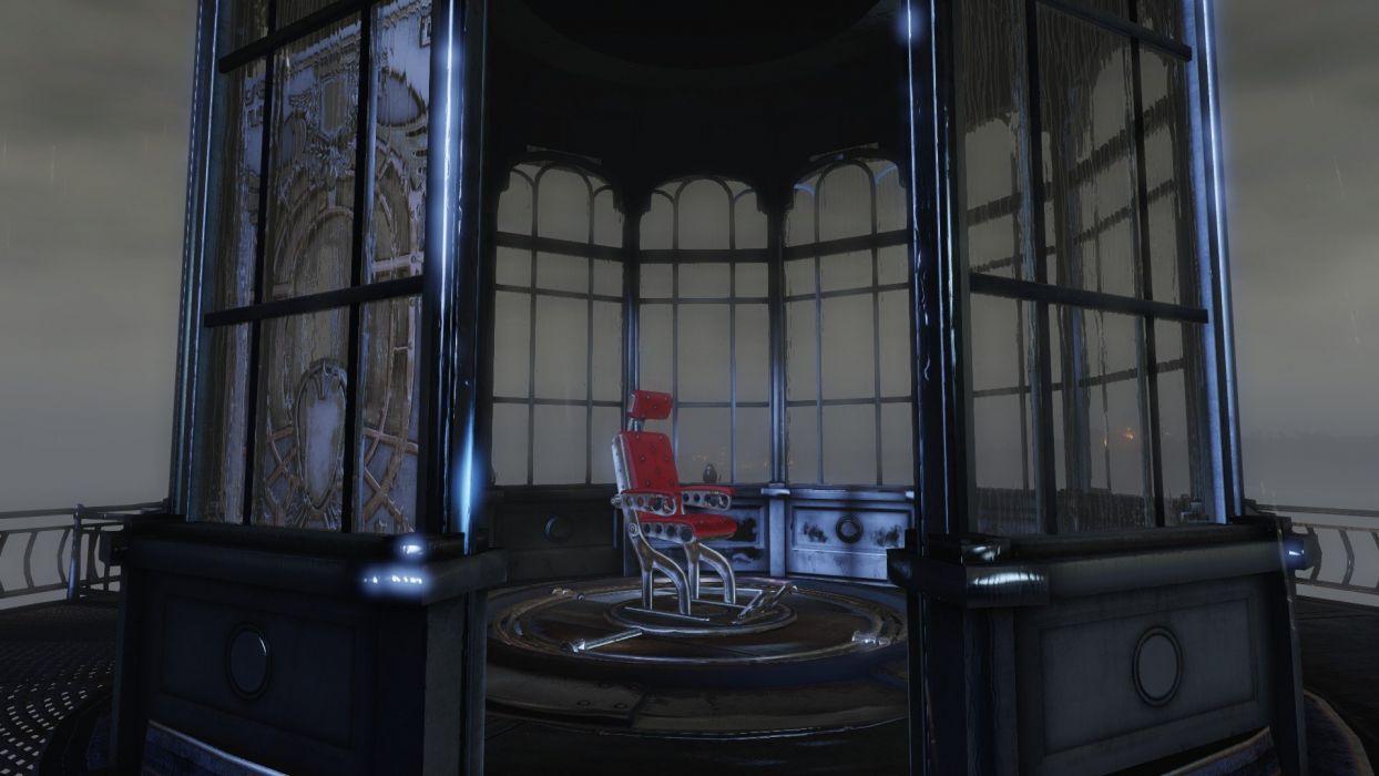 lighthouses Seat Bioshock Infinite wallpaper
