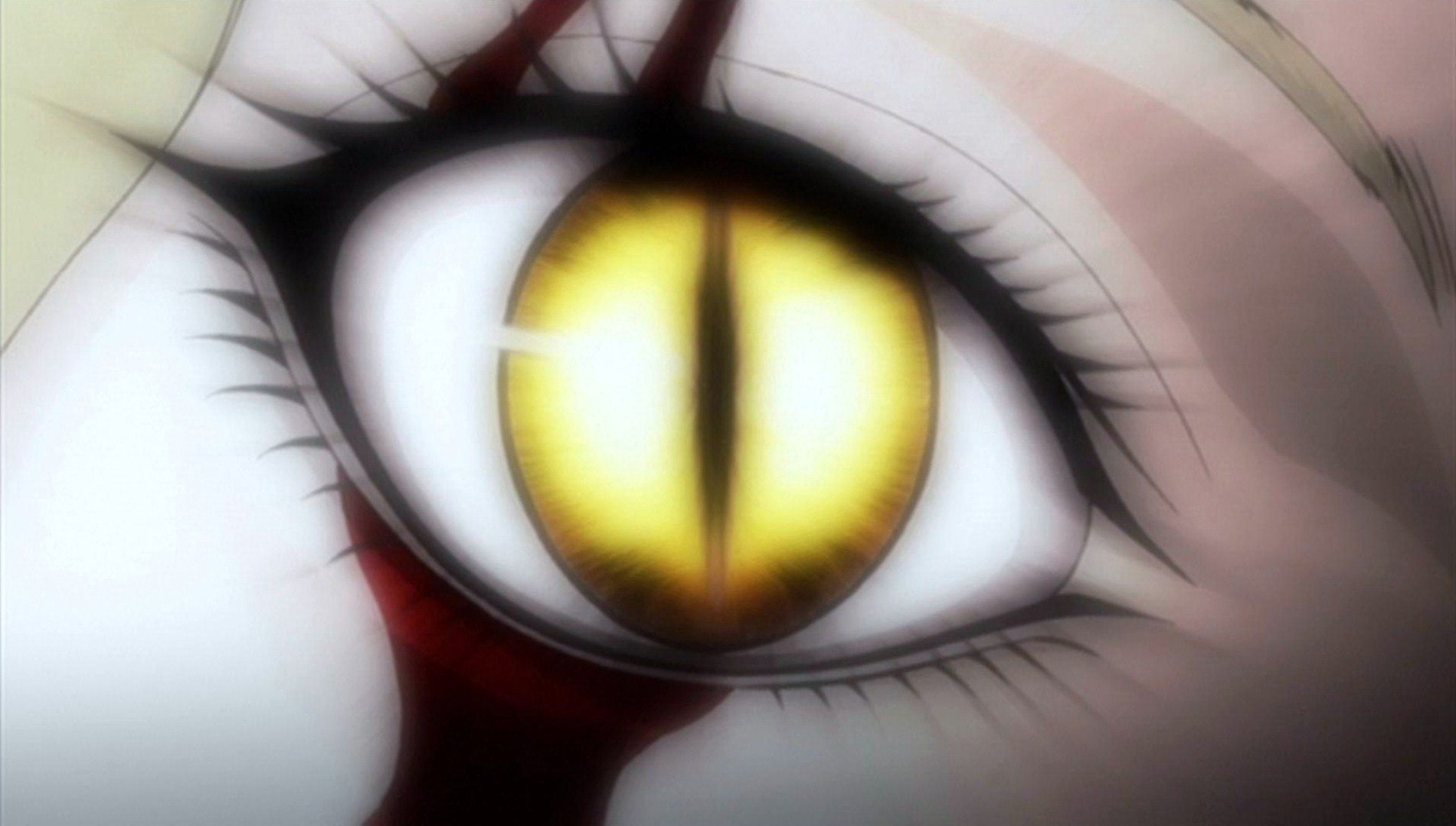 Anime Characters Yellow Eyes : Anime eyes related keywords long tail