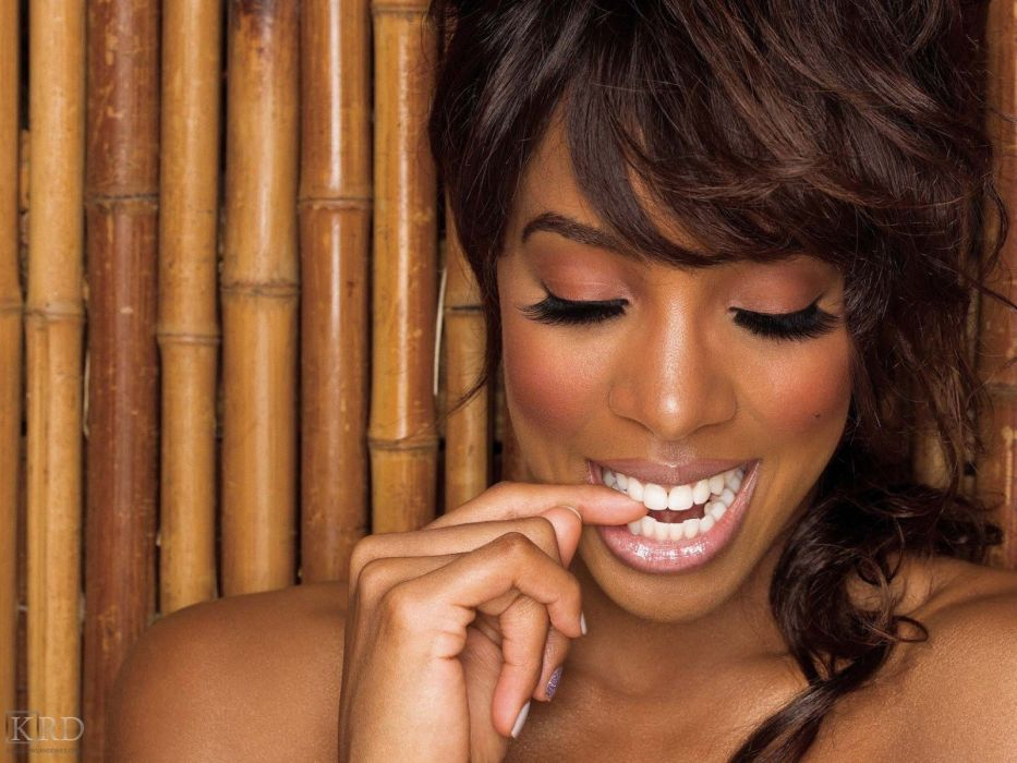 women black people Kelly Rowland wallpaper