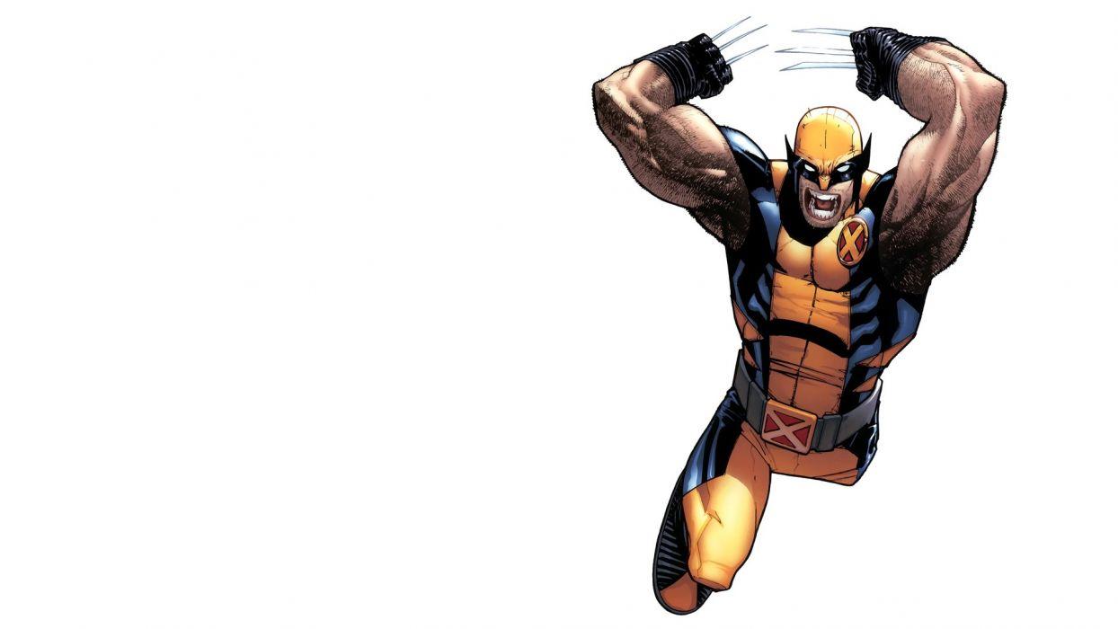 Wolverine Marvel Comics wallpaper