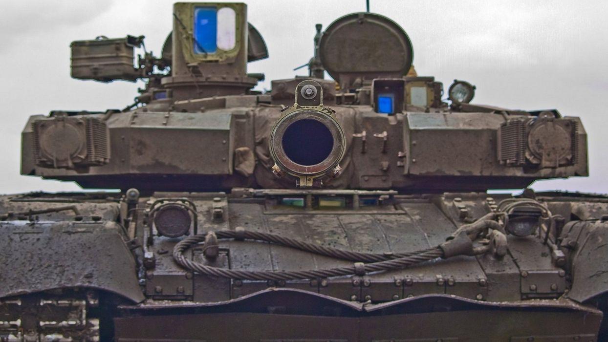 tanks muzzle wallpaper