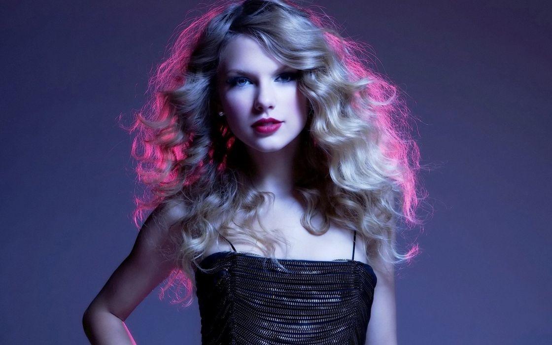 blondes women Taylor Swift models wallpaper