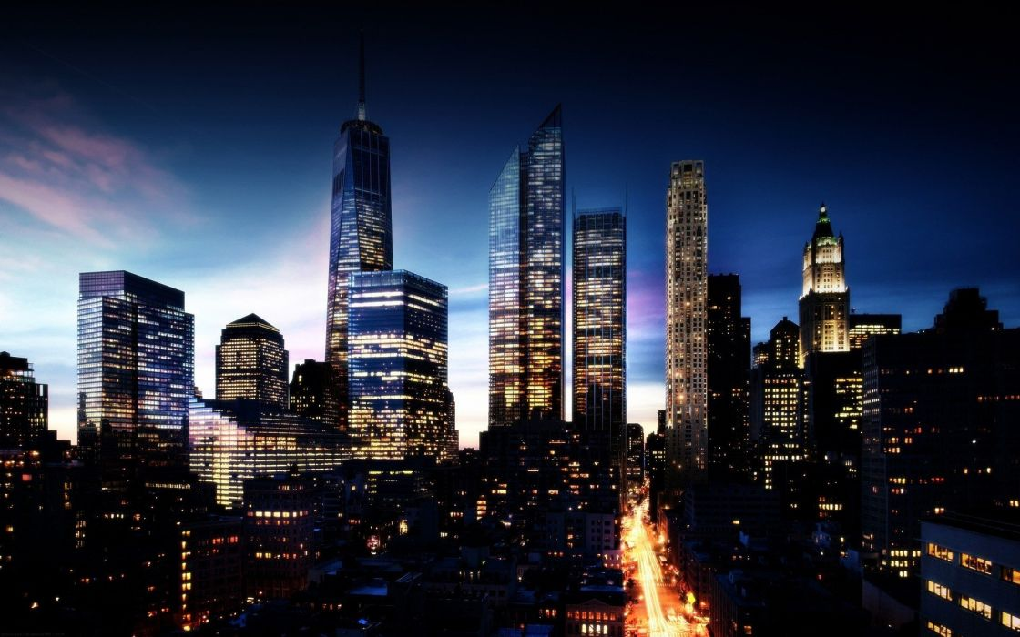 cityscapes buildings wallpaper