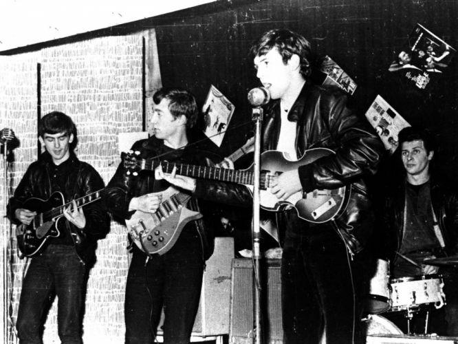 music The Beatles John Lennon British music bands wallpaper