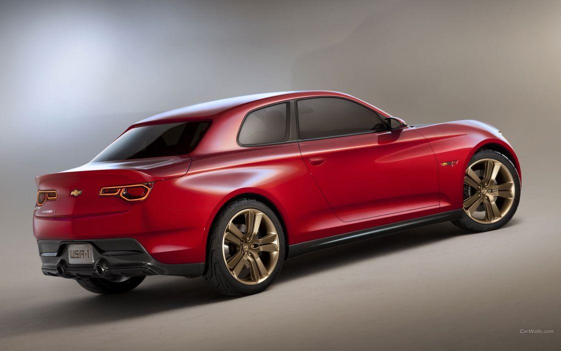 cars Chevrolet concept art vehicles wallpaper