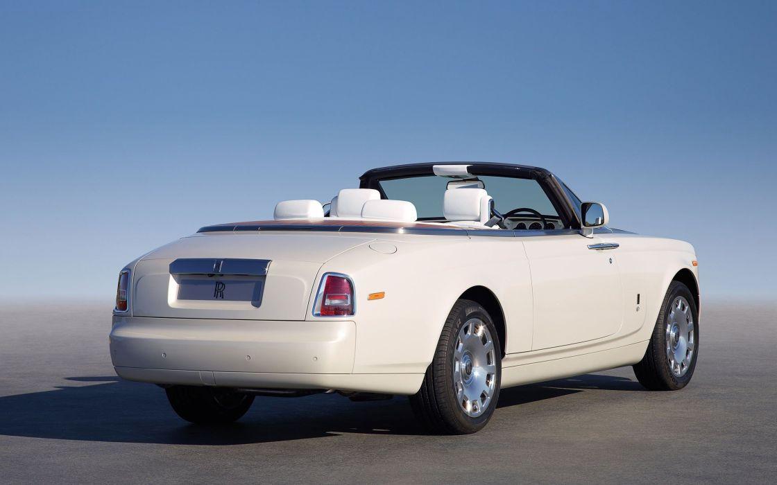 phantom Rolls Royce Rolls Royce Phantom Drophead wallpaper