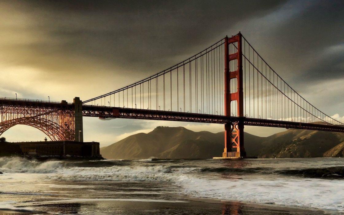bridges wallpaper