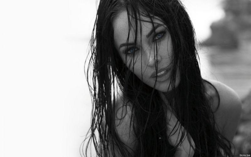 women Megan Fox actress models wallpaper