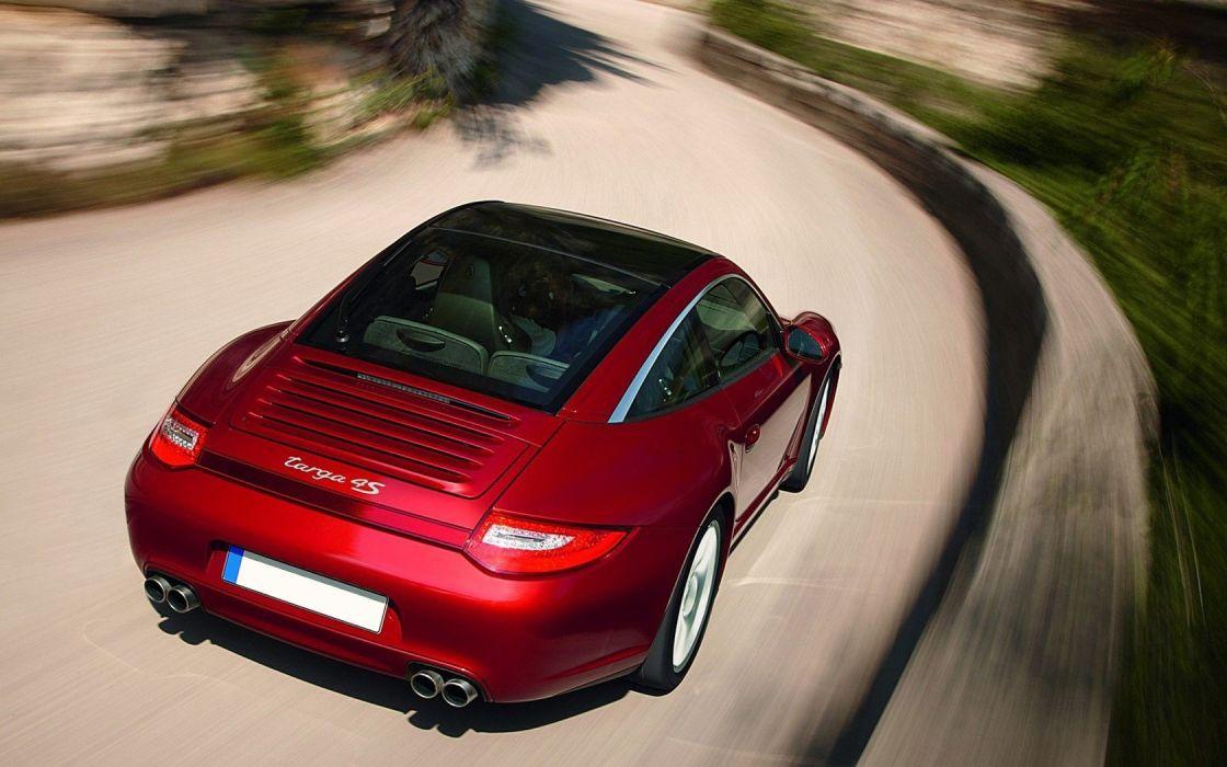 Porsche Porsche 911 Porsche 911 Targa 4S wallpaper