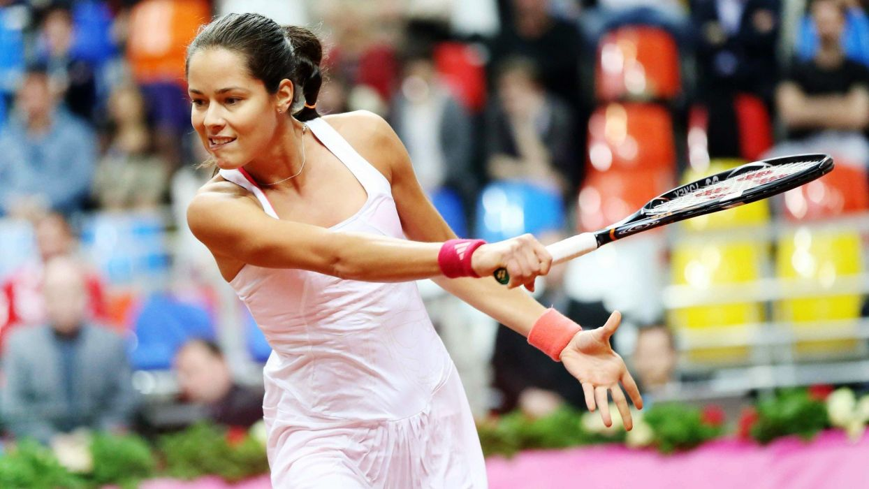 women sports tennis Ana Ivanovic wallpaper