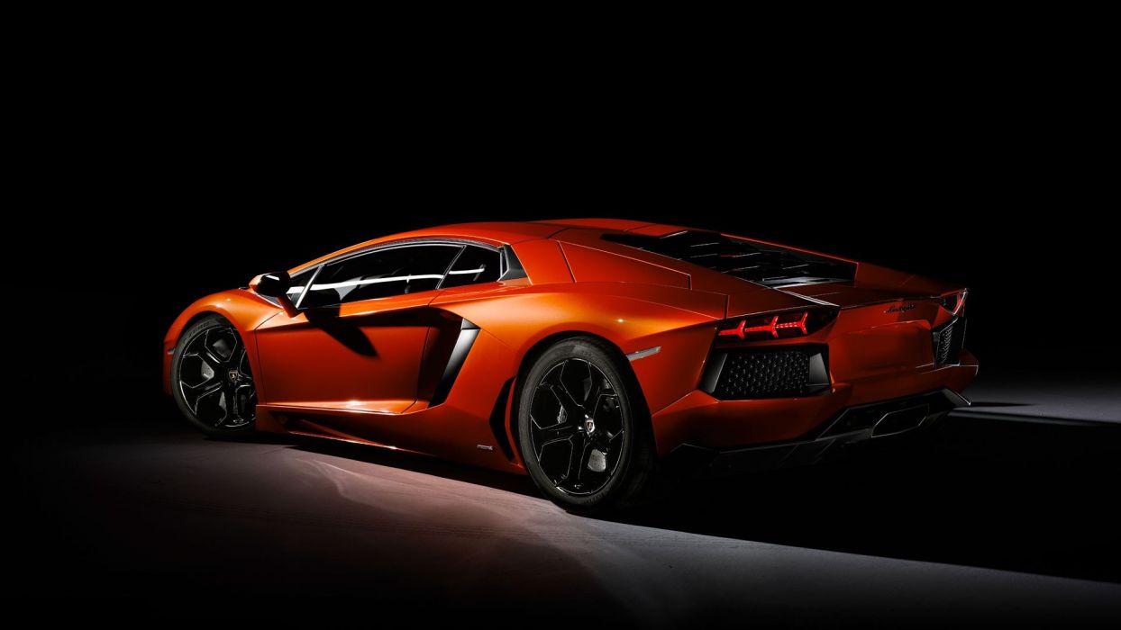 Lamborghini Lamborghini Aventador wallpaper