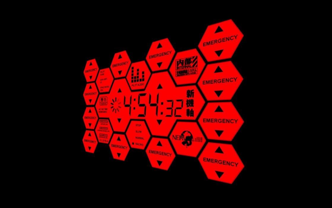 Neon Genesis Evangelion simple background wallpaper