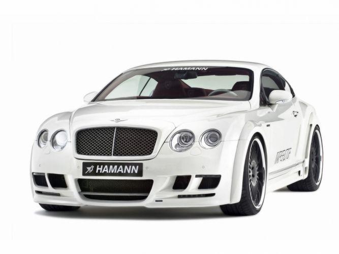 cars Hamann Bentley Continental GT Hamann Imperator wallpaper