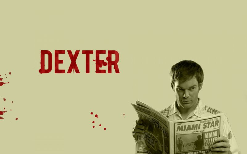 Dexter Michael C_ Hall Dexter Morgan wallpaper