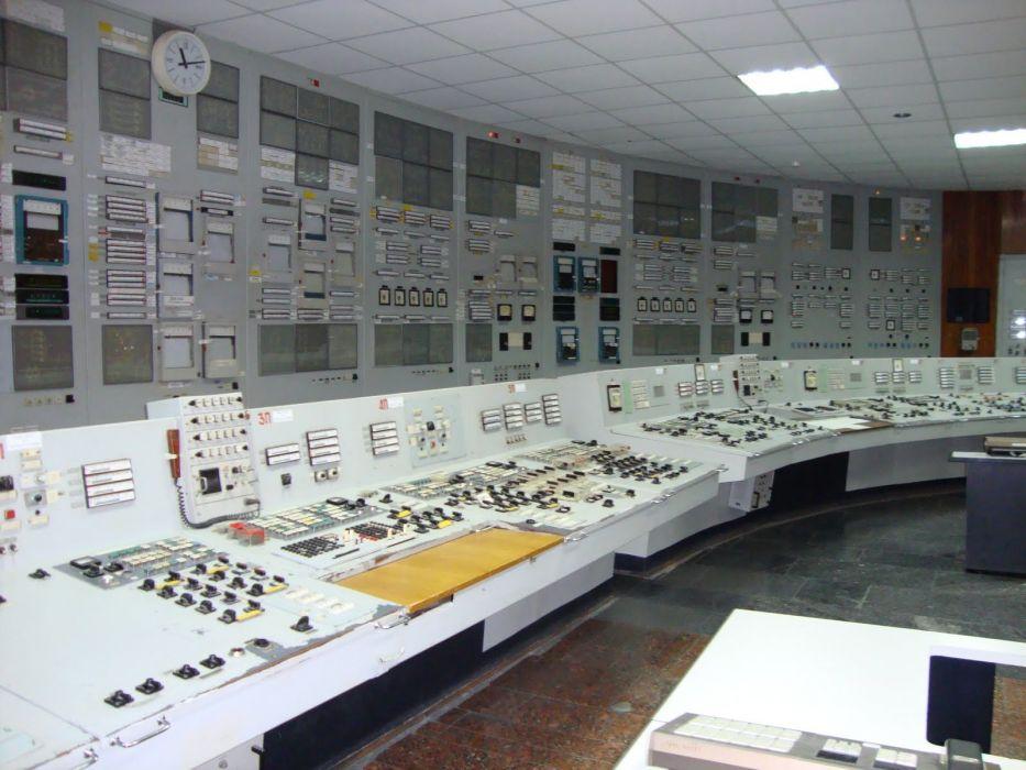 nuclear power plants wallpaper