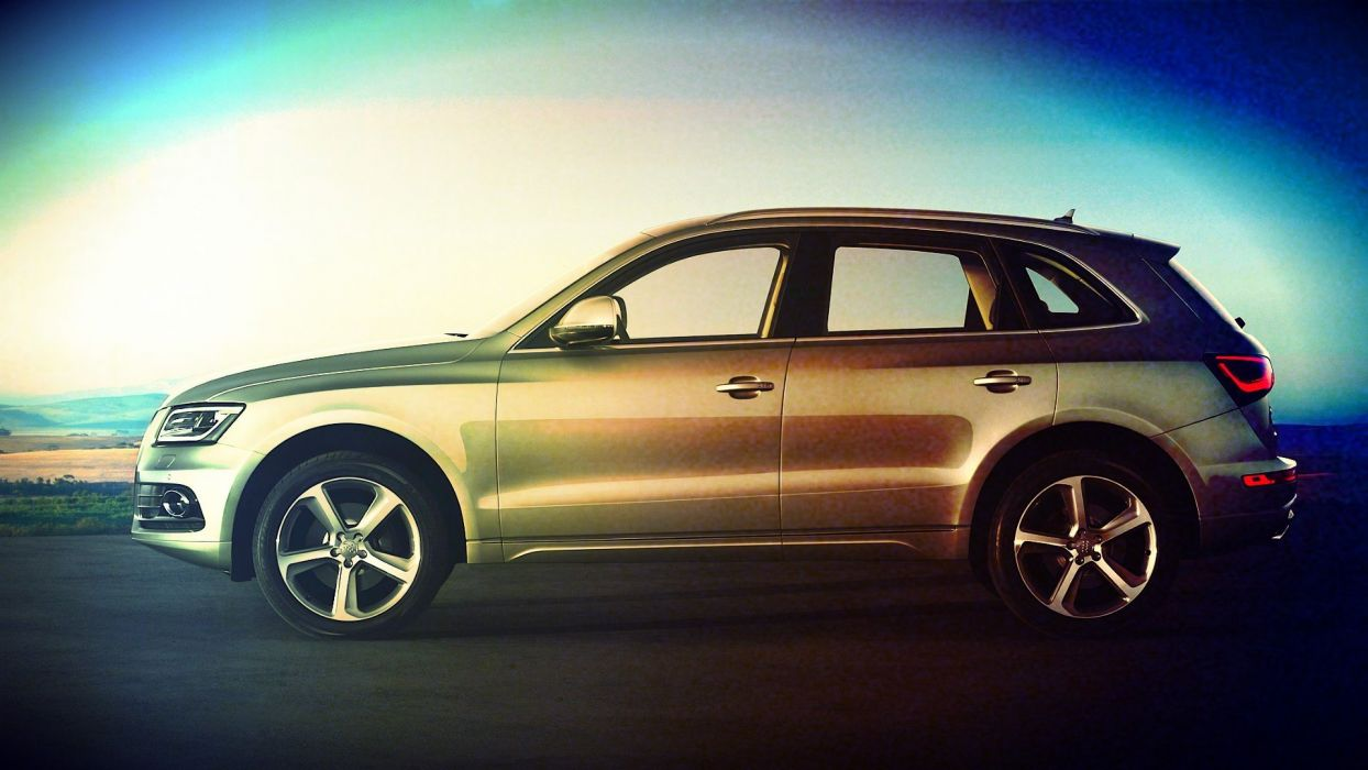 cars gray Audi Q5 wallpaper