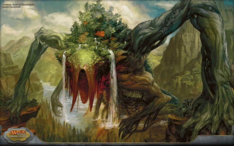 Magic: The Gathering fantasy art wallpaper