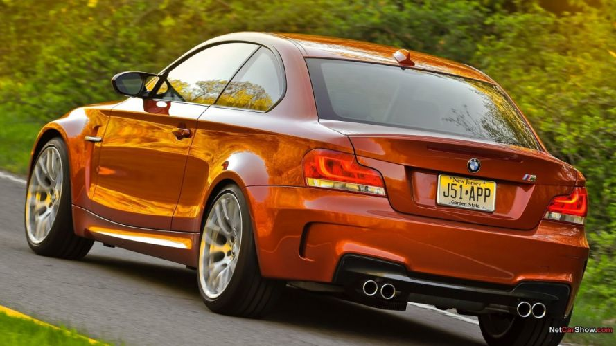 cars BMW 1 series M Coupe BMW 1 Series wallpaper