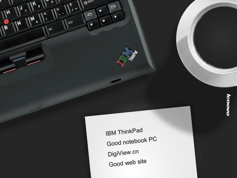 laptops IBM wallpaper