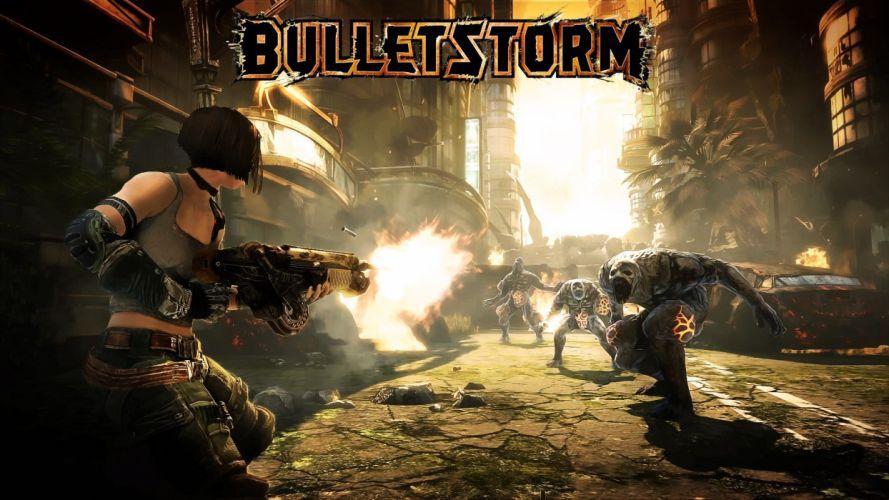 video games ammunition wallpaper