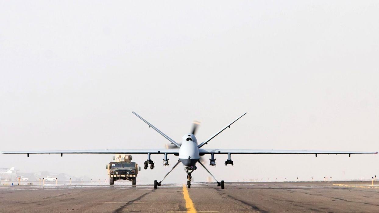 aircraft General Atomics MQ 9 Reaper wallpaper