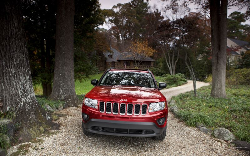 cars Jeep Jeep Compass wallpaper