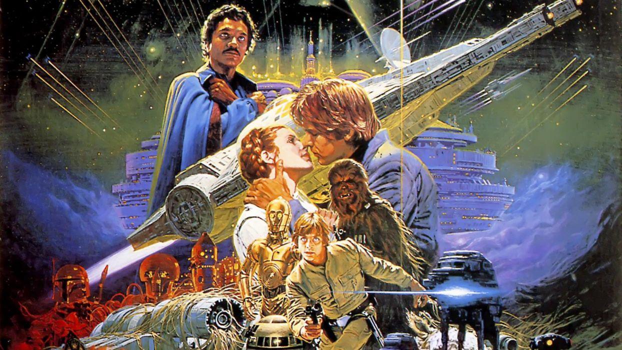 Star Wars Star Wars: The Empire Strikes Back wallpaper