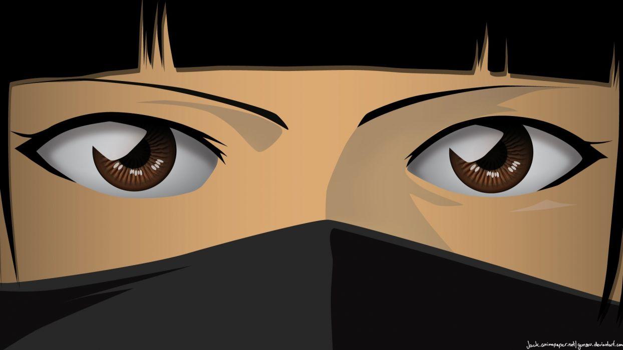 eyes Bleach vectors Soifon wallpaper