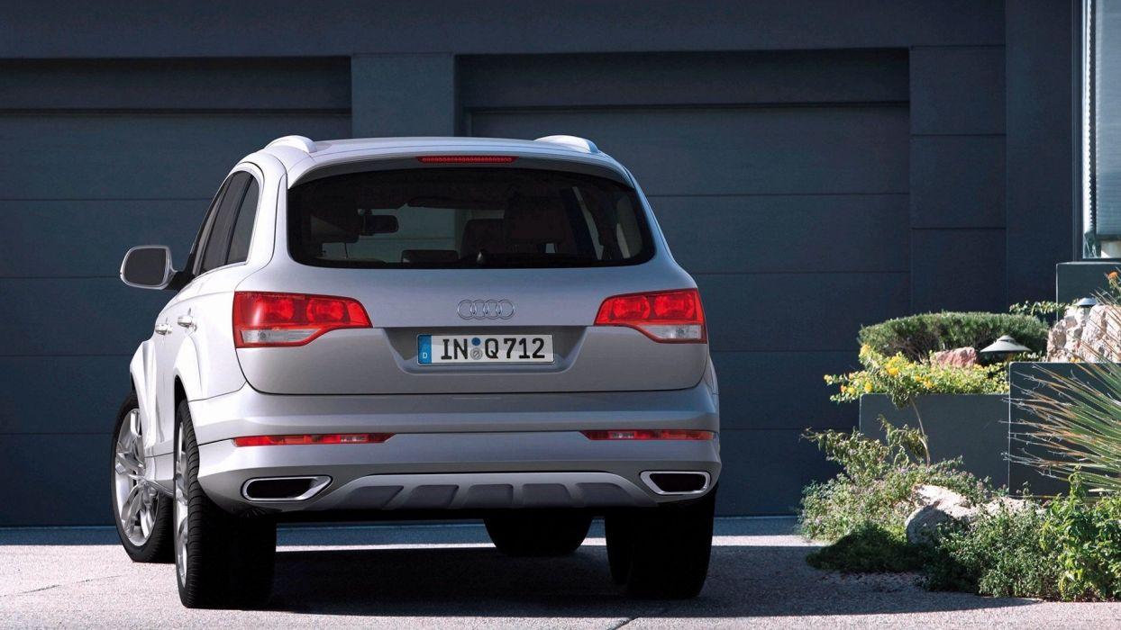 cars Audi vehicles wallpaper