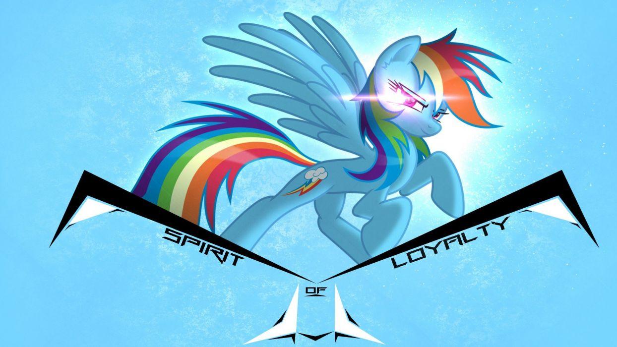 spirit My Little Pony Rainbow Dash My Little Pony: Friendship is Magic wallpaper