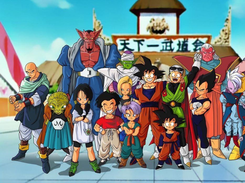 Dragon Ball Z Dragon Ball wallpaper