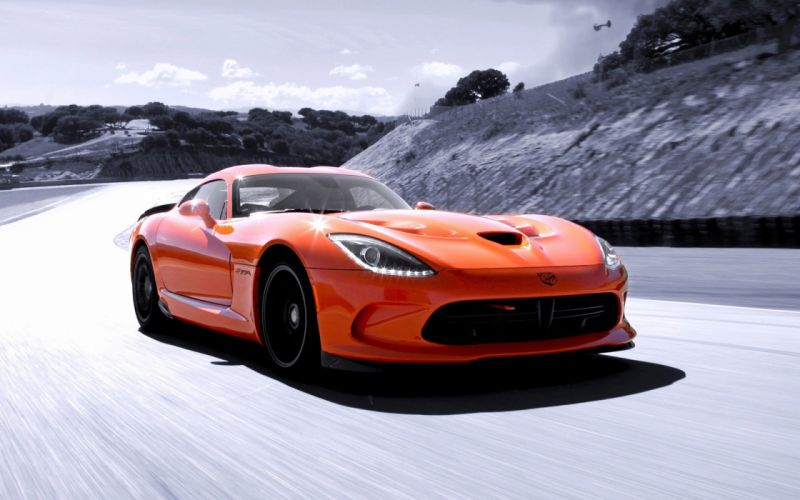 cars Dodge Viper wallpaper