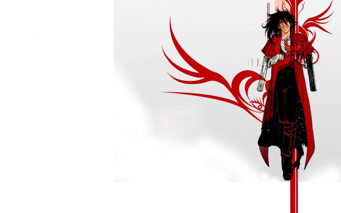 Hellsing Alucard vampires Hellsing Ultimate wallpaper