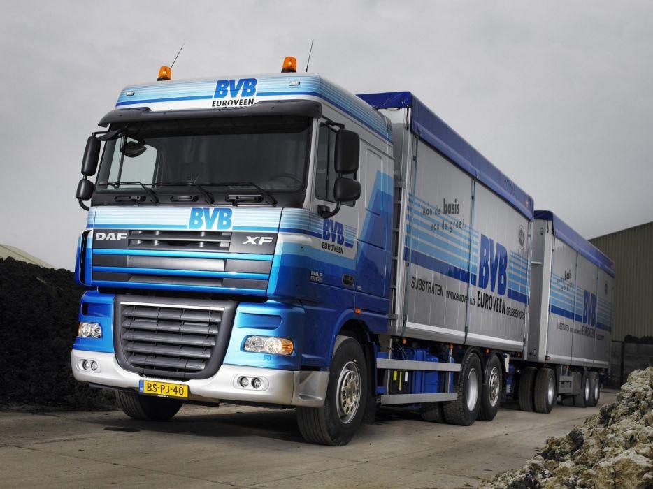 trucks DAF wallpaper