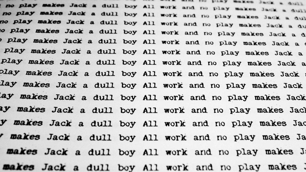 black and white movies text The Shining wallpaper