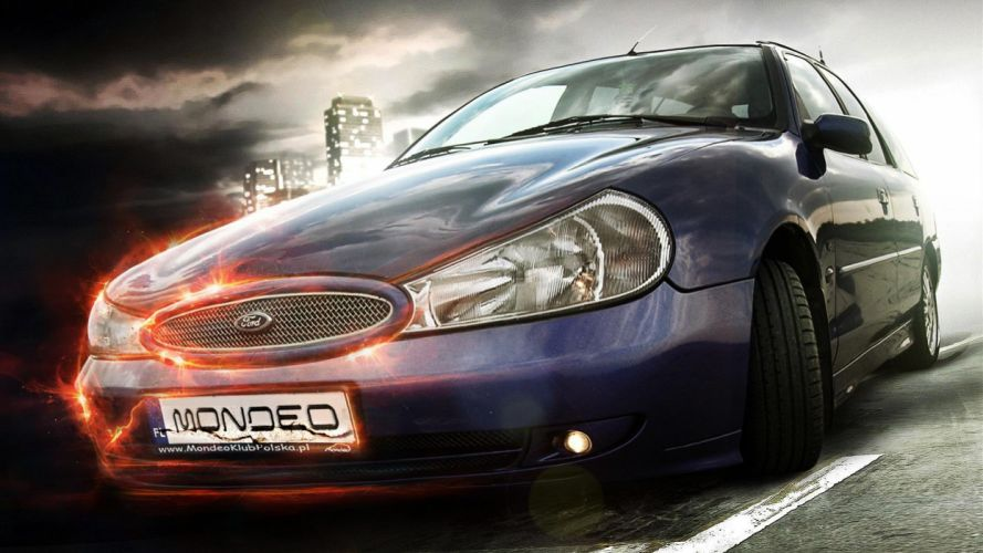 cars Ford Polish vehicles Ford Mondeo wallpaper
