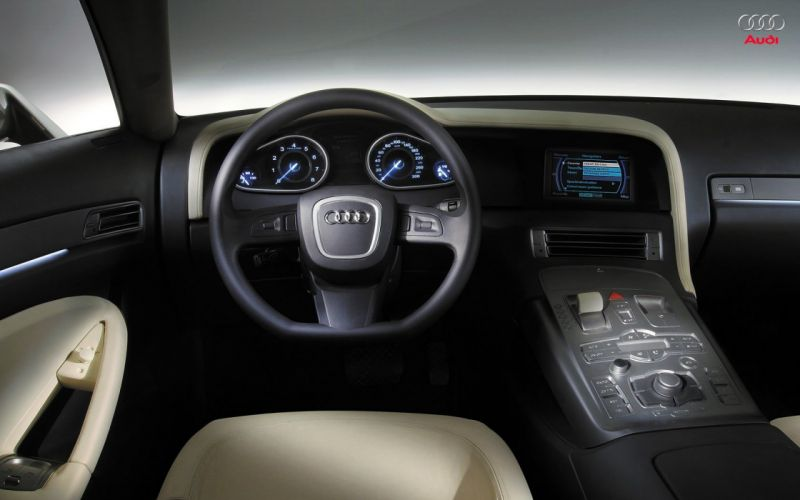 cars Audi Audi Nuvolari Quattro wallpaper