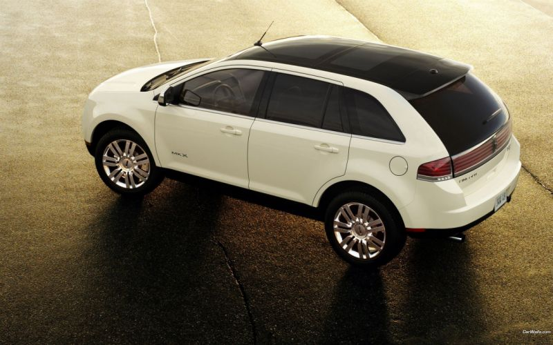 cars Lincoln MKX wallpaper