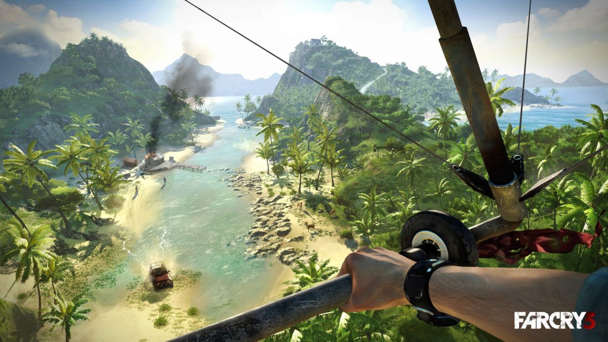 video games Far Cry Far Cry 3 Vaas Montenegro wallpaper