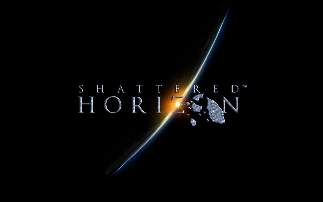 Shattered Horizon space wallpaper