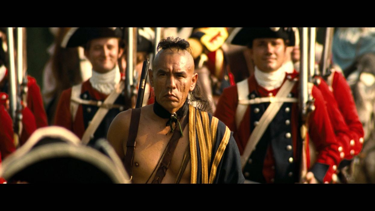 LAST OF THE MOHICANS action adventure drama native american movie film western indian wallpaper